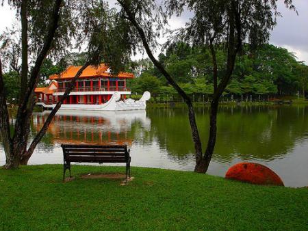 El jardin chino i singapur por descubrir for Jardin chino