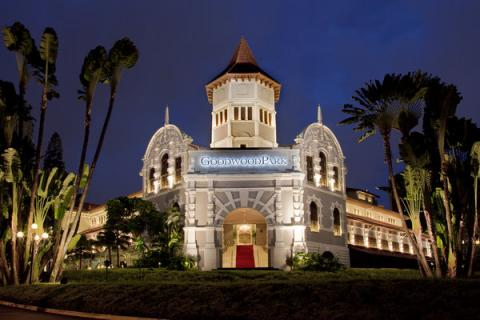 Paquete de navidad en el hotel goodwood park singapur for Paquete familiar en un hotel